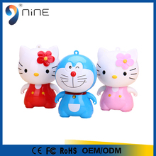 2016 summer hot selling hand mini fan cartoon for office and travel