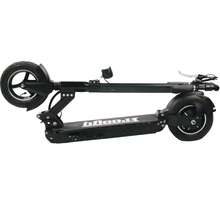 10 inch two big wheel folded e scooter / skateboard / kick scooter