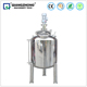 industrial food grade stainless steel beverage mixing tank