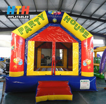Hot Selling 0.55m PVC inflatable bouncer for party