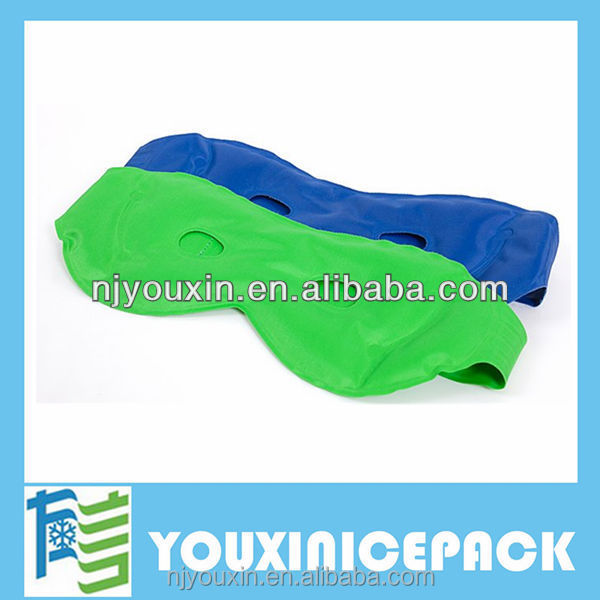 Gel ice pack/cold pack/gel eye mask for dark circle