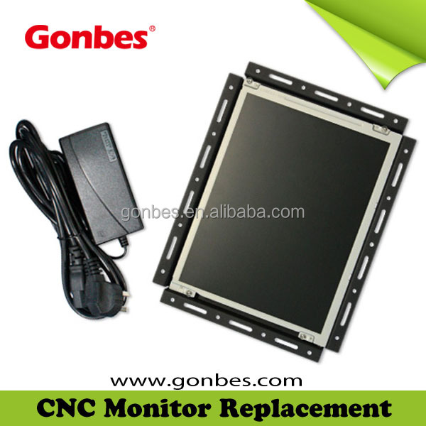 CNC Replacement Monitor CGA EGA to VGA Converter CRT To LCD