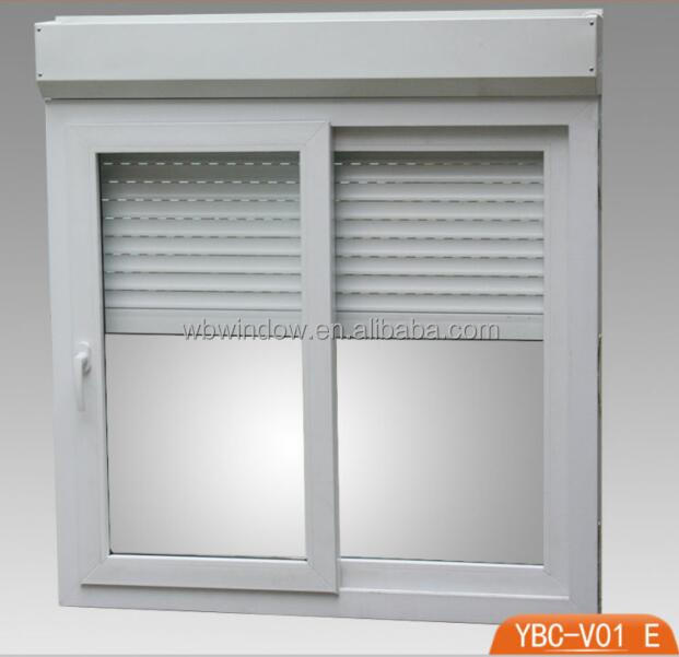Automatic rolling shutter window, aluminum alloy windows
