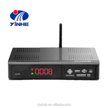 Hybrid Android 7.0 Web Browser Smart Tv Box Ott