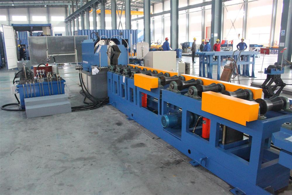 Automatic CNC Pipe Beveling Machine