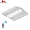 2018 Recessed lighting 30w to 50w led troffer light with Dim and sensor