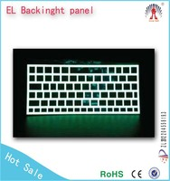 electroluminescence el sheet,inegreen lighting factory el sheet,A1 white el backlight