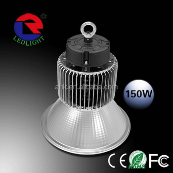 High Efficiency 120lm/w 3000K - 5700K 150w led high bay light