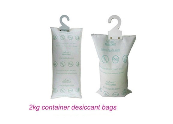 Hanging 1kg 2kg container silica gel desiccants drying bags