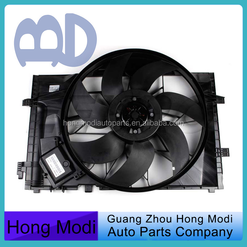 Engine Cooling Fan For Mercedes W203 Motor Electric Fan 2035000293