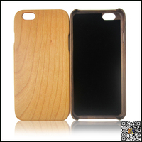 Handmade Natural Wooden Case for iphone 6,mobile phone case,handmade wood for iphone