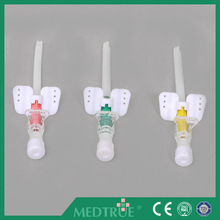 Very cheap Approved Medical Disposable Butterfly Type IV Catheter With CE&ISO Certification (MT58010011)