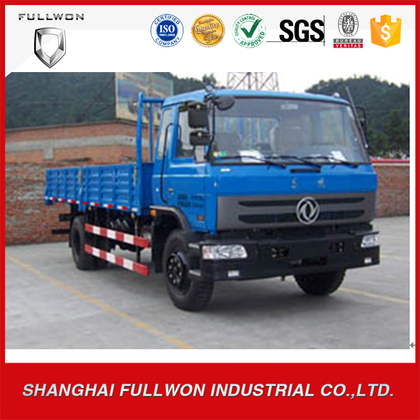 light duty small LHD 4*2 dongfeng diesel cargo truck for sale