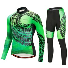 CYCOBYCO High quality Blank Bicycle Shirts Cycling Wear Long Sleeve Custom Cycling Jerseys
