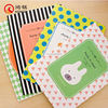 N559-A Office stationery items multi color bound notebooks,musical notes notebooks,nice notebooks