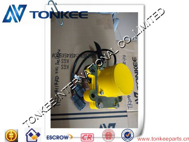7824-30-1600 Fuel Control Motor Stepping Motor PC100-5 PC120-5 PC130-5 PC150-5 PC200-5 PC220-5
