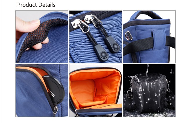 waterproof camera bag,slr camera bag,bag hidden camera