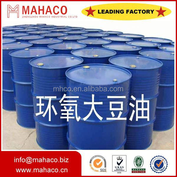 chemical plasticizer epoxidized soybean oil eso