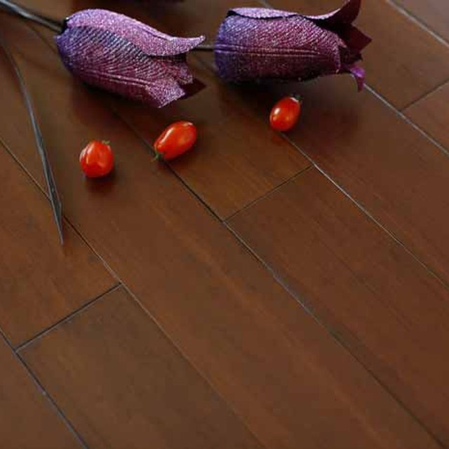 Wide board!!! Chestnut strand woven bamboo flooring!!!