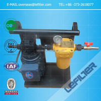 BLYJ-10 series portable hydraulic oil filter machine