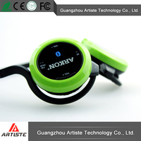 computers and accessories:colorful earphones and headphone