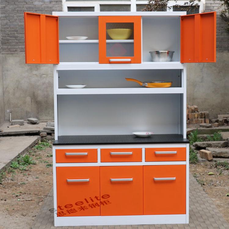 Italian kitchen furniture steel kitchen cabinet simple - Sofas de cocina ...