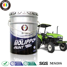 Farm Tractor Antirust Paint For Metal Surfaces