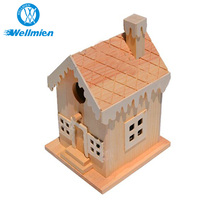Outdoor Of Luxurious And Wooden Comfortable Large Pet House