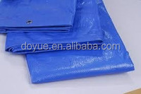 Rain waterproof clear vinyl fabric plastic tent joints cover pe tarpaulin sheet