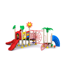 Rotomolding Children Playground Outdoor Slides Kids Play Center Equipment