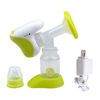 Mini portable breast pumps for baby care