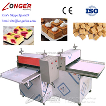 Stainless Steel Brownie Cake Cutting Machine/ Red Bean Cake Cutter for Sale