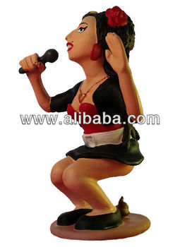 Caganer Amy Winehouse