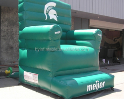 Factory giant inflatable sofa model for advertising