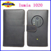 Laudtec 2013 New Product Wallet Leather Case For Nokia Lumia 1020