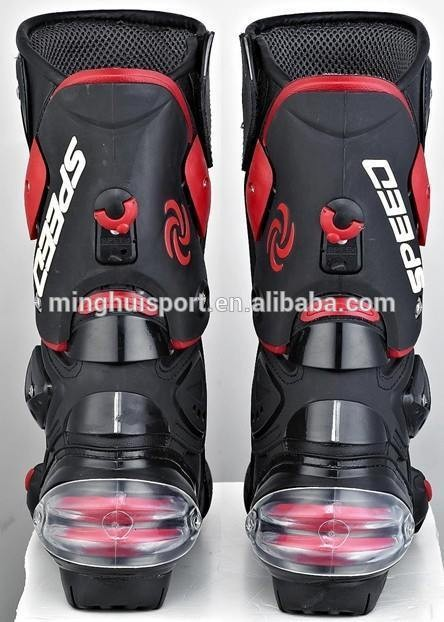 Hot Selling Motorcycle Racing Accessory Waterproof Boots Motorcycle Boots