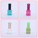 Unique design empty uv gel nail polish bottle,14ml glass nail polish bottle cosmetic package
