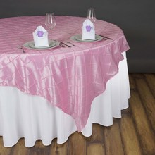 New arrival taffeta table cloth round with cheap price