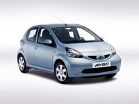 Toyota AYGO Genuine / Original Spare parts Body Parts and Engine Parts