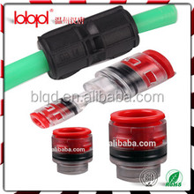Plastic Fittings for Optic Fibers ,Reducer coupler and Endstop