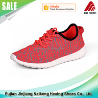 Breathable Wholesale Women Cheap Running Shoes