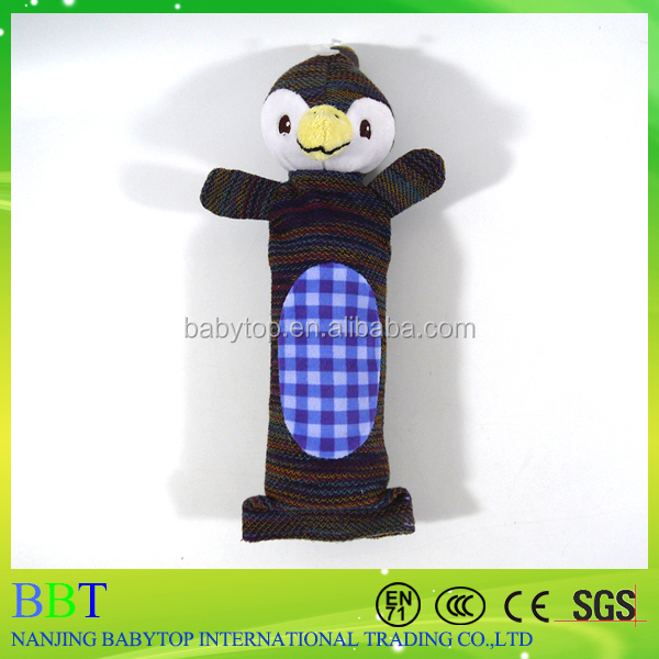Pet Dog Products penguin Squeaky Pet Plush Stuffed Toys