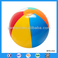 CE Universal promotional toys inflatable beach ball