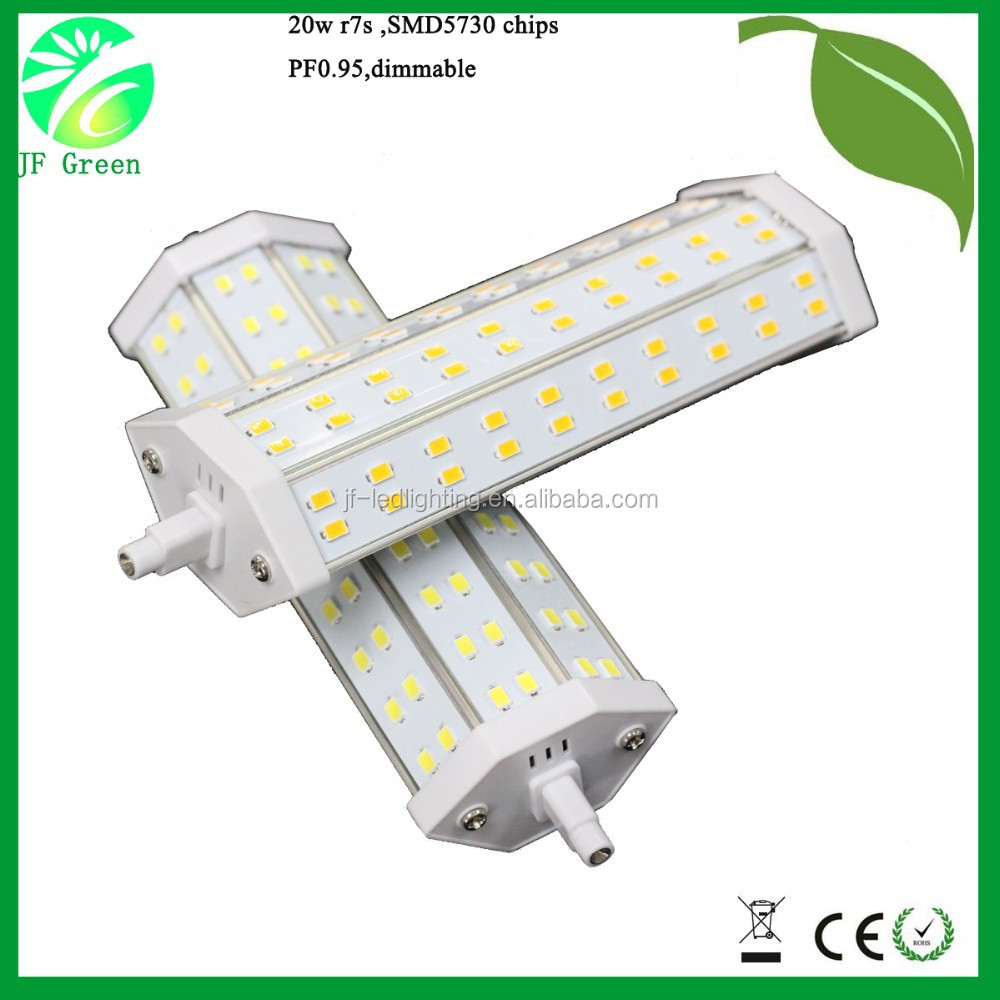 15W 189MM 72S SMD5050 LED R7S