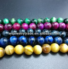 Natural Stones Beads For Jewelry Making