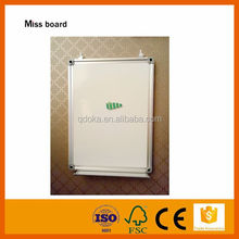 magnetic ceramic whiteboard