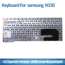 laptop keyboard factory for Samsung Notebook N150 NB30 N128 N140 keyboad without frame