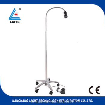 Micare JD1100L 7W Mobile Freely Move Type Medical LED ENT Spot Lamp