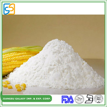 Food grade organic white maize starch powder corn starch