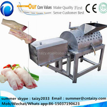 cow feet hair cleaning machine/pig feet dehairing machine/sheep feet hair removing machine